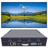 ISEEVY 4 Channel Video Wall Controller 2x2 HDMI DVI VGA USB Video...