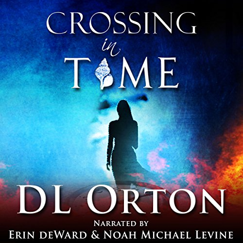 Crossing in Time: Between Two Evils #1 audiobook cover art