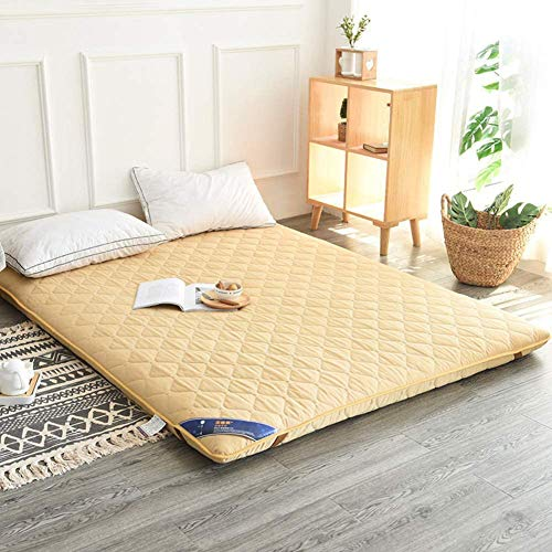 For Sale! Z&HA Tatami Mattress, Japanese Floor Mattress Foldable Winter Soft Thicken Futon Mattress ...