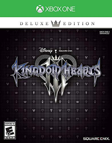 Kingdom Hearts III - Xbox One Deluxe Edition