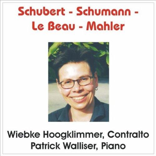 Lachen Und Weinen Op. 59, No. 4, D777