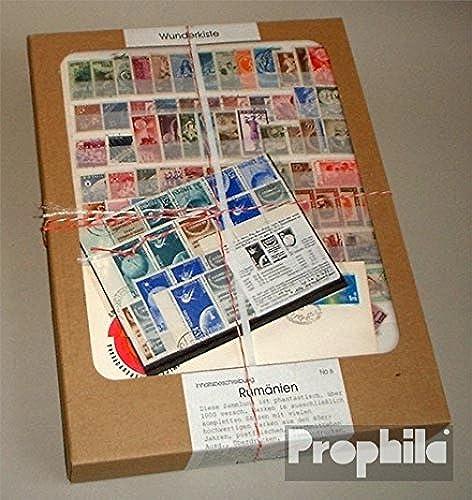 ventas en línea de venta Prophila Collection Rumania caja sorpresa No.. 6 (sellos (sellos (sellos para los coleccionistas)  oferta de tienda