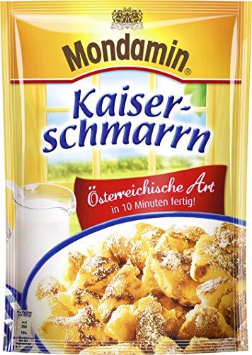 Mondamin Kaiserschmarrn Österreichische Art in 10 Minuten fertig, 8 x 135 g
