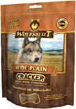 Wolfsblut | Wide Plain Cracker | 225 g | Caballo | Snack | Comida para perros | Sin cereales