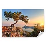 Postereck - 2642 - Sonnenuntergang, Adira Natur Landschaft