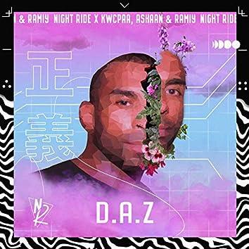 D.A.Z (feat. Kwcpaa, Ashaan & Ramiy)