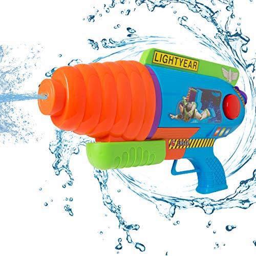 YeahiBaby Pl/átano Forma Agua Soaker Water Shooter Water Blaster Juguetes Agua Juguete Splash SOP up Toy para ni/ños ni/ños 3 unids
