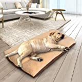 AMURAO Winter Fleece Dog Bed Warm Cojín de casa para Mascotas Soft Puppy Kennel Nest Sofá Mat Mat para Perros Grandes y medianos
