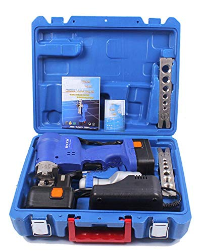 Henseek DIY & Tools Screwdriver Set Electric Copper Pipe Tube Expander Kit Industrial Expanding Tool Set Universal Air Conditioner Refrigeration Tools Tool Kit Screwdriver Sets
