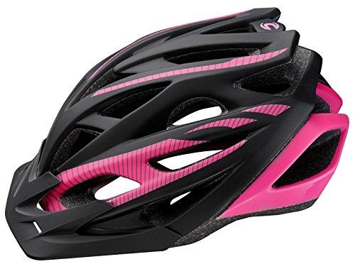 Cannondale 2015 Radius Bicycle Helmet - CU4003 (Black/Pink - S)