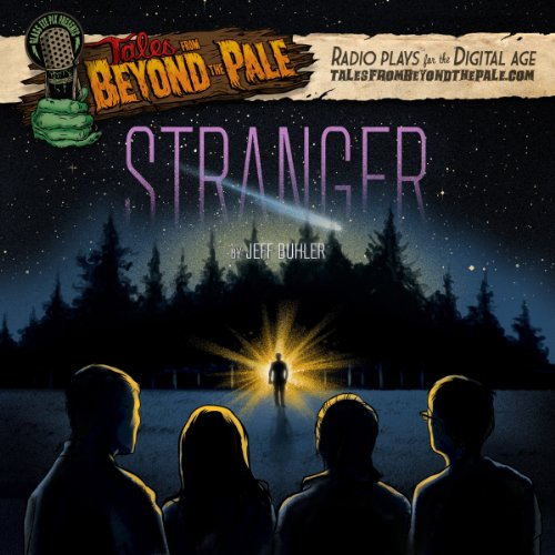 Tales From Beyond The Pale, Season 2 LIVE! Stranger audiobook cover art