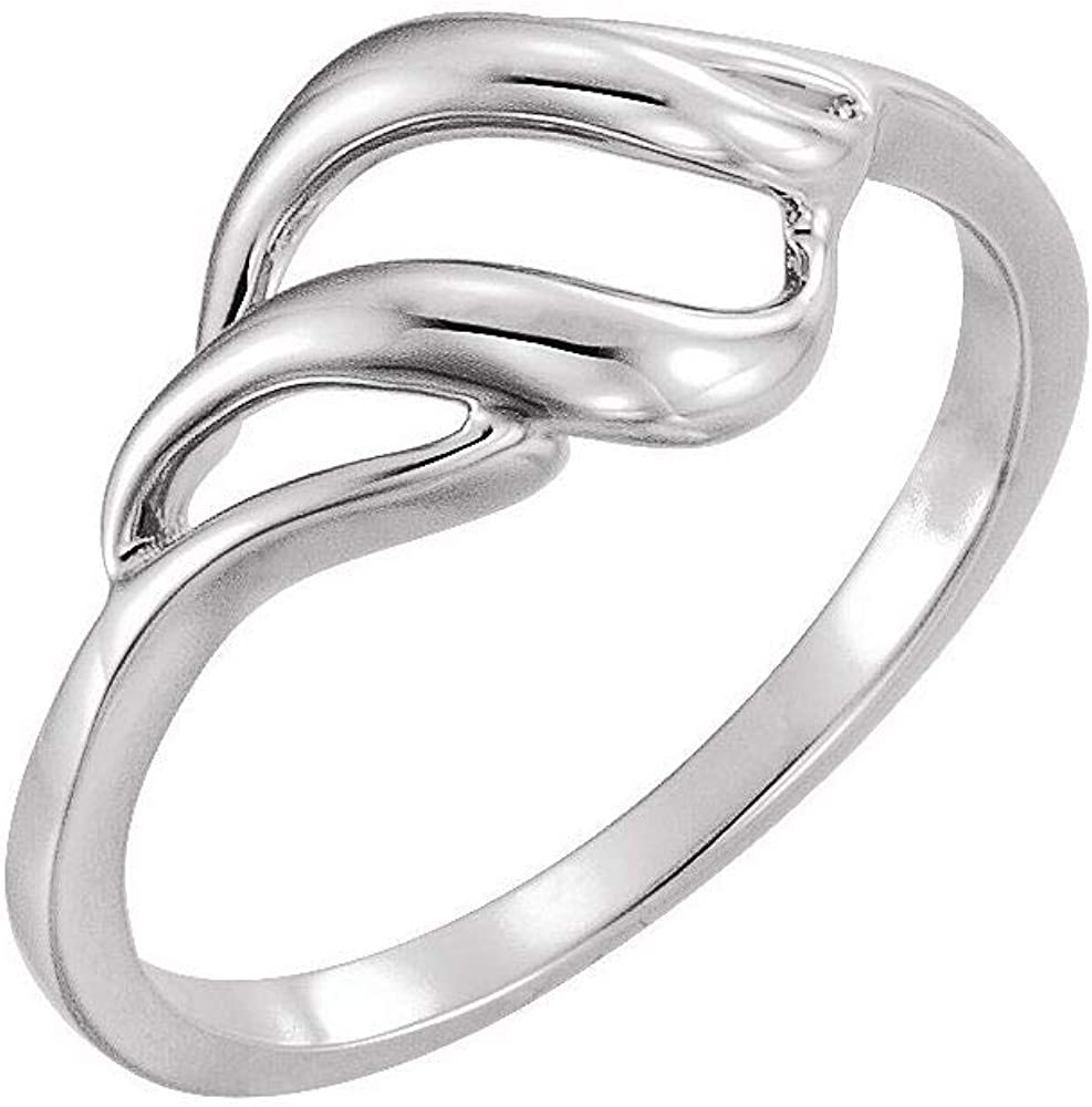 Metal Ring Band 14mm Ranking TOP10 Manufacturer direct delivery Width =