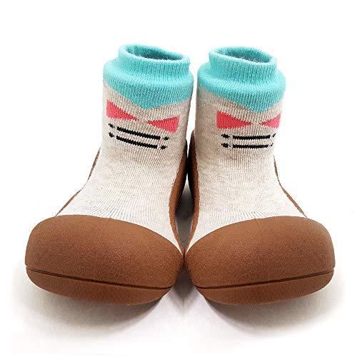 Attipas [Atipasu Chaussures pour bébés [Thaïlande] S (10.8cm) 2. Brown