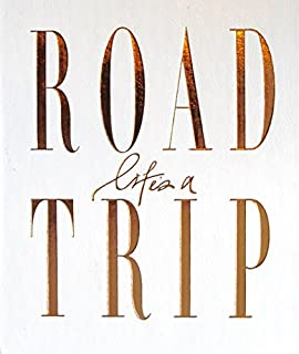 Life's a ROADTRIP: Luxe White Cover (Insert Your Story)