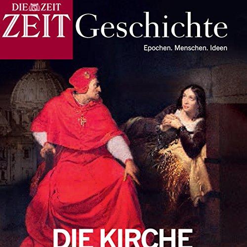 Die Kirche und ihre Ketzer (ZEIT Geschichte) Titelbild