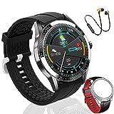 Reloj Inteligente Hombre, Smartwatch Mujer | 2021 última versión | 168 MB ROM | IP68 Impermeable con...