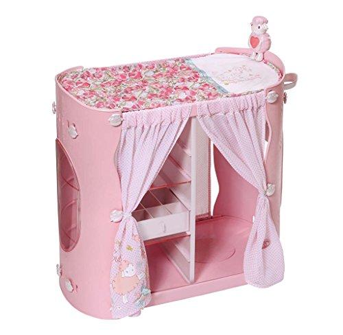 Baby Annabell Zapf Creation 794111 - Babypuppen und Zubehör 2-in-1 Schrank/Wickeltisch