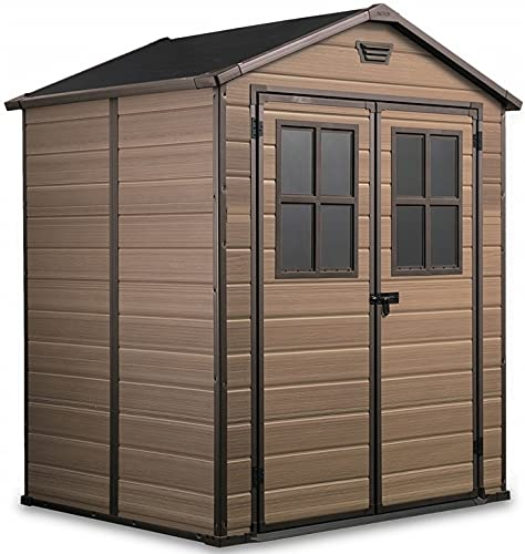 Keter Scala 6ft x 5ft Garden Shed Tool House