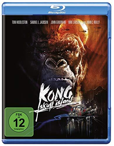Kong: Skull Island [Blu-ray]