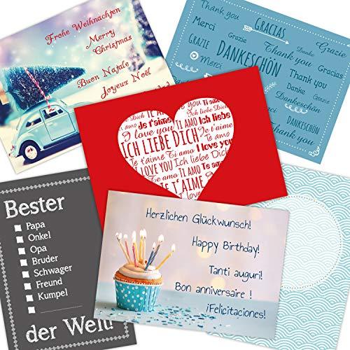 BIERE DER Welt Geschenk Box - 6