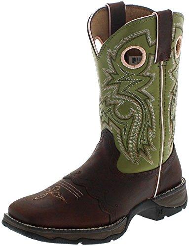 Durango Boots dames westerrijlaarzen D3573 Meadow N/EU Lace bruin