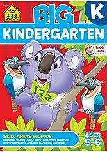 Big Kindergarten Workbook (Big Get Ready Workbook)