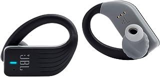 JBL Endurance Peak True - Auriculares deportivos inalámbricos con controles táctiles, Negro, Una talla (Renewed)