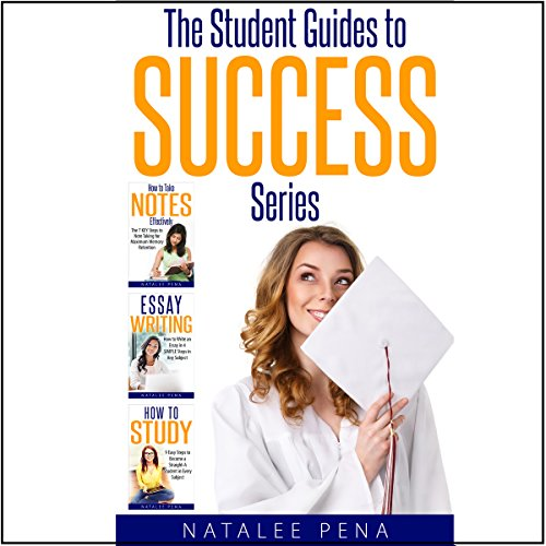 Study Skills: The Ultimate Student Guides to Success (3 Book Set) cover art