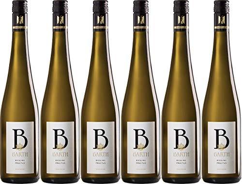 Barth Wein- und Sektgut Riesling Fructus VDP.Gutswein 2019 Feinherb Bio (6 x 0.75 l)