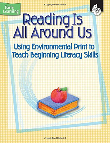 Reading is All Around Us (Early Childhood Resources) (Early Learning)