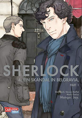 Sherlock 4: Ein Skandal in Belgravia, Teil 1 (4)
