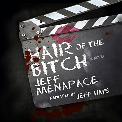 Hair of the Bitch audiobook cover art