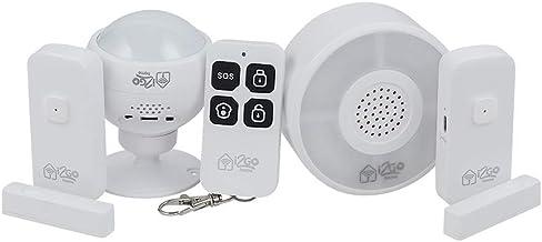 Kit de Segurança Inteligente I2GO Home Com 1 Sensor De Movimento + 2 Sensores De Porta + Central De Alarme - Compatível co...