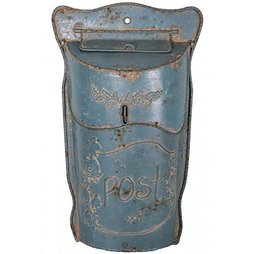 Antic Line Briefkasten, Blau