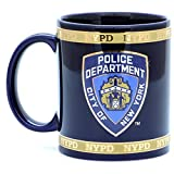 NYPD Kaffeebecher Offizielles Lizenzprodukt von The New York Police Department