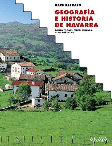 Geografía e Historia de Navarra. - 9788466785587