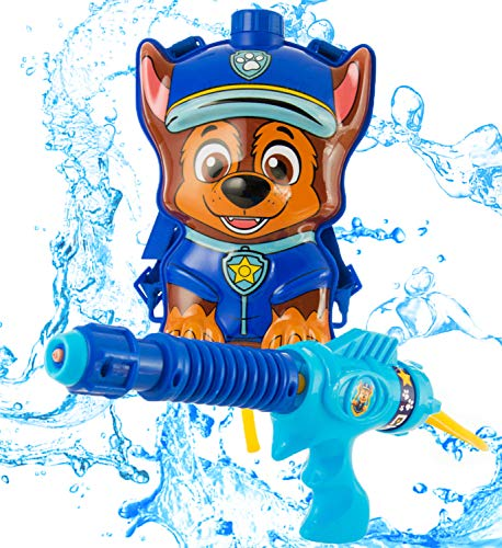 Pistola de agua Chase