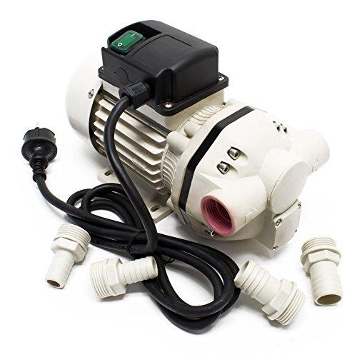 Harnstoff Pumpe 40l/min, selbstansaugende Förderpumpe, AUS32, 230V/400W, Membranpumpe