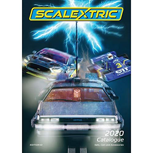 Catálogo Scalextric 2020 C8185