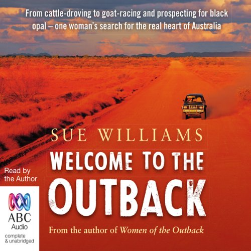 Welcome to the Outback cover art