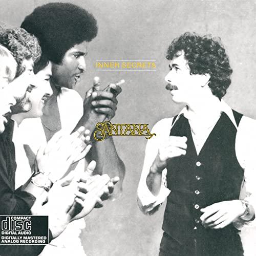 Santana: Inner Secrets (Audio CD)