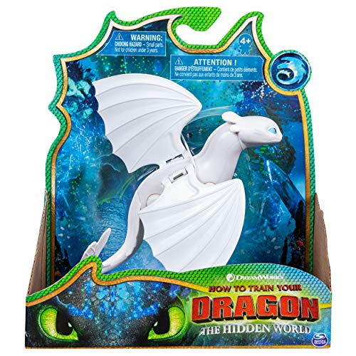 How to Train Your Dragon: Hidden World - Light Fury Figure