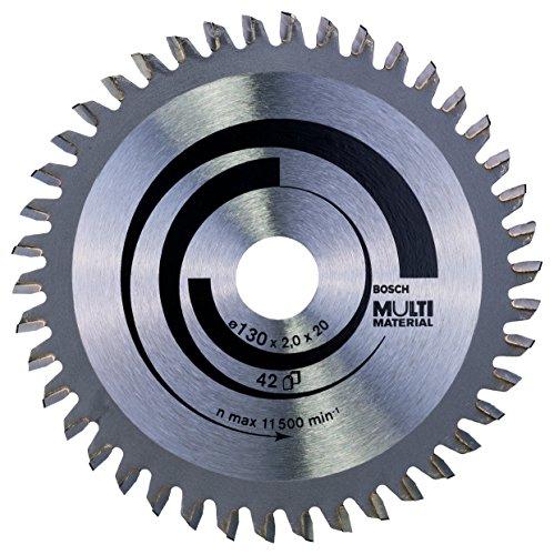 Bosch 2 608 641 195 - Hoja de sierra circular Multi Material...