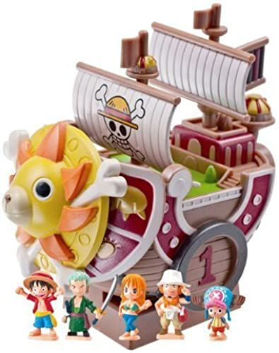 One Piece Chara Bank Thousand Sunny Ship New World ver. (japan import)