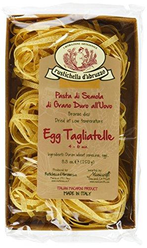 Rustichella D' Abruzzo Tagliatelle Egg Pasta 8.8 Oz.