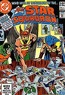 All-Star Squadron (1981 series) #1