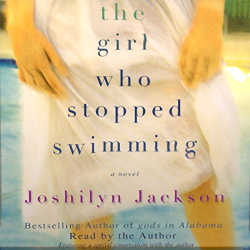 The Girl Who Stopped Swimming audiobook cover art