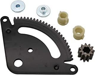 KIPA Steering Sector Pinion Gear Rebuild Kit Fits for John Deere L Series Lawn Tractors, Replace for MPN GX20052BLE, GX20053, GX20054, GX21994