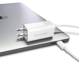 Innergie USB-C 電源アダプタ 60W 60C Pro Fold 急速充電器、PD対応、コンパクト、ノートPCなどUSB-C機器対応 白