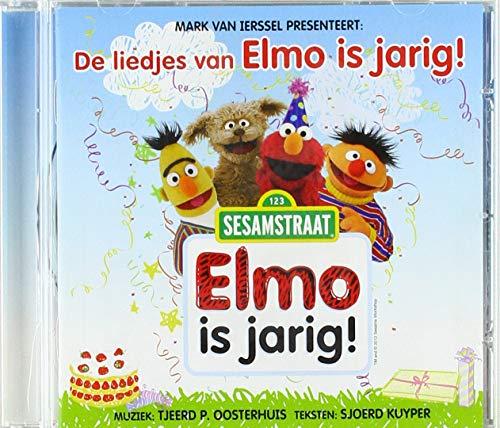 De Liedjes Van Elmo Is Jarig!